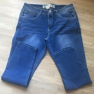 Hydraulic CROPPED jeans